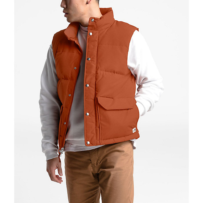 2642cc35b The North Face Men's Down Sierra 3.0 Vest - Moosejaw