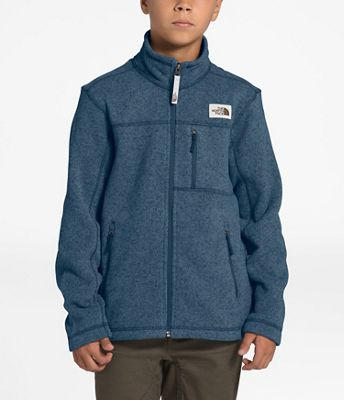 The North Face Boys' Gordon Lyons Full Zip Jacket