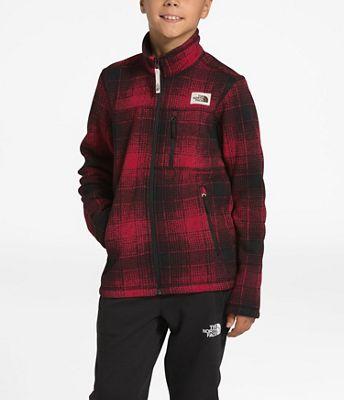The North Face Boys' Gordon Lyons Full Zip Jacket