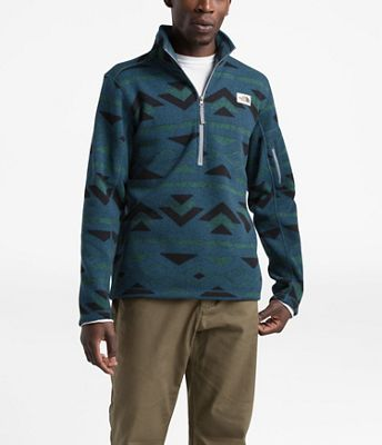 The North Face Men's Gordon Lyons Novelty 1/4 Zip Top