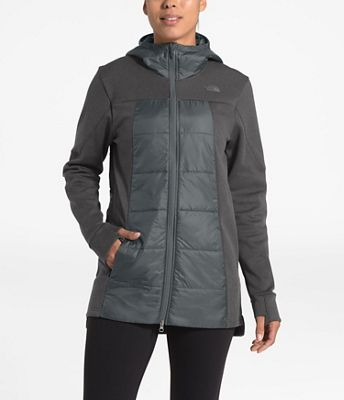 The North Face Women's Motivation Hybrid Long Jacket