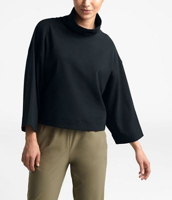 The North Face Women's Outerlands Funnel Neck Waffle