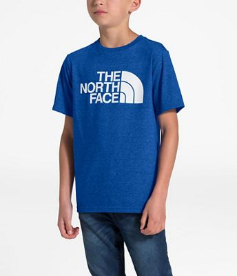 The North Face Boys' Recycled Materials Tee