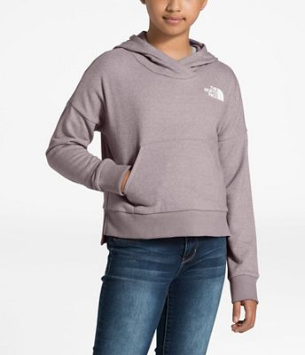 The North Face Girls' Recycled Materials Pullover Hoodie