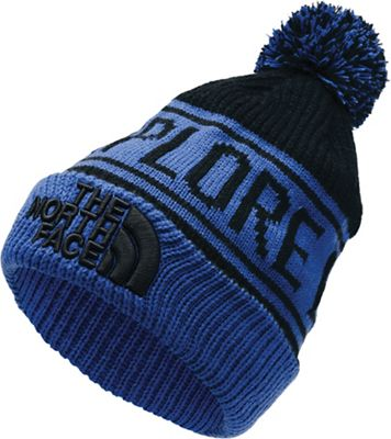 The North Face Youth Retro Explore Pom Beanie
