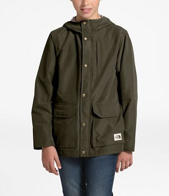 The North Face Youth Sierra Utility Jacket