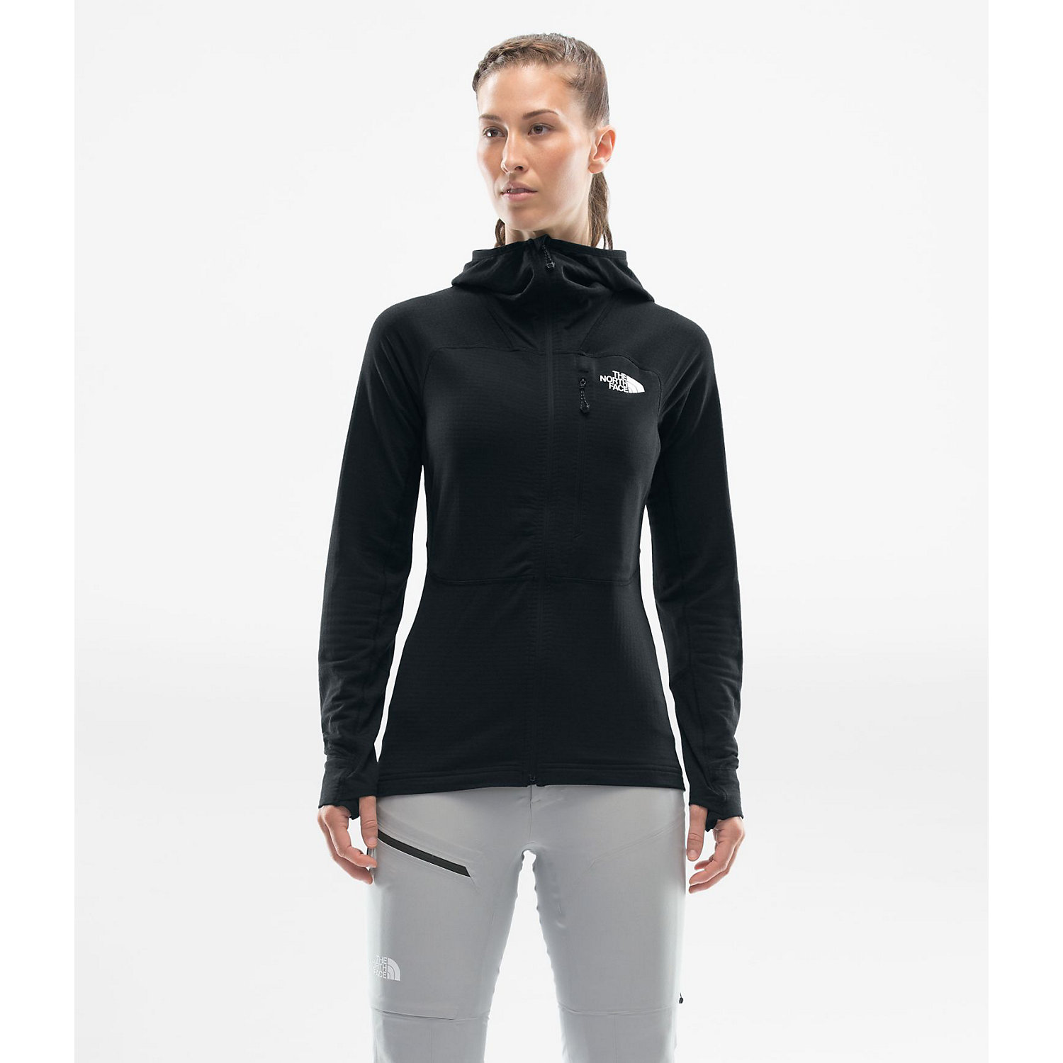 entrepreneur Successful melted  The North Face Women's Summit L2 Power Grid LT Hoodie - Moosejaw