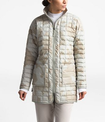 The North Face Women's ThermoBall Eco Long Jacket