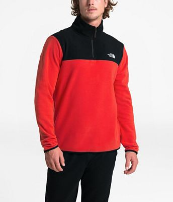The North Face Men's TKA Glacier 1/4 Zip Top
