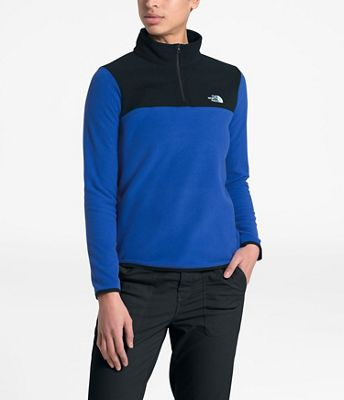 The North Face Women's TKA Glacier 1/4 Zip Top