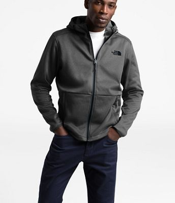 The North Face Men's Wolverton Sherpa Full Zip Hoodie