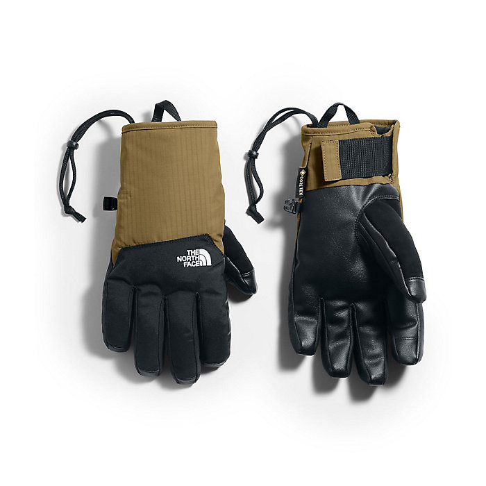 First Mfg Co Mens Axis Leather Motorcycle Gloves Black Medium