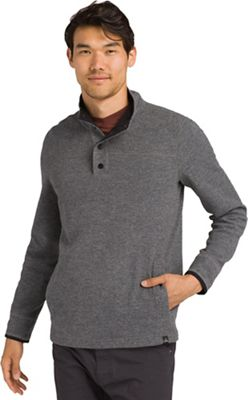 Prana Men's Leonidas Long Sleeve Henley