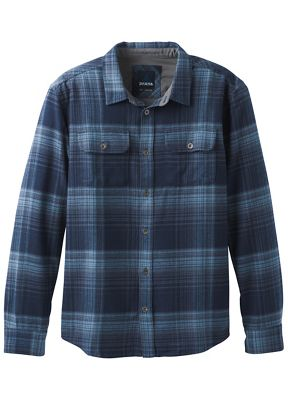 Prana Men's Lybek Flannel