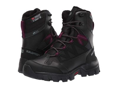 Salomon Women's Chalten TS CS Waterproof Boot