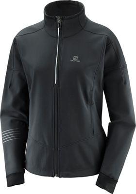 Salomon Women's Lightning Warm Softshell Jacket
