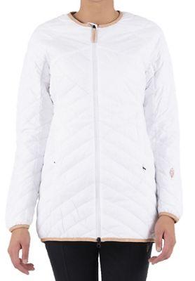 Indygena Women's Turvata Long Sleeve Zip Up Jacket