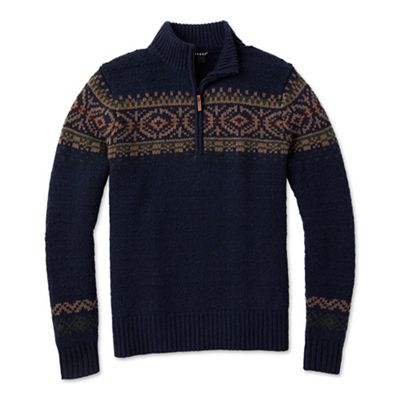 Smartwool Men's CHUP Hansker Half Zip Sweater