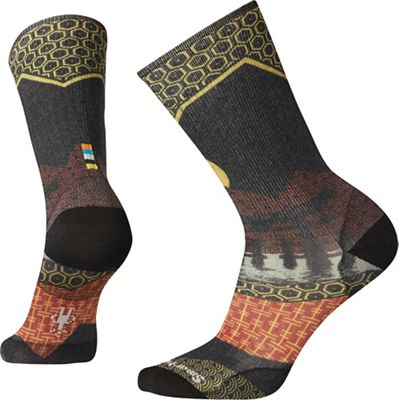 Smartwool Men's Curated Block Type Crew Sock