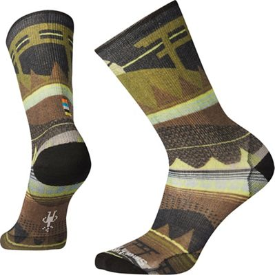 Smartwool Men's Curated Forest Bathing Crew Sock