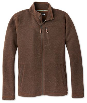 Smartwool Men's Hudson Trail Fleece Full Zip Jacket