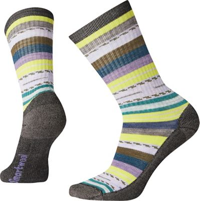 Smartwool Women's Hike Light Margarita Crew Sock