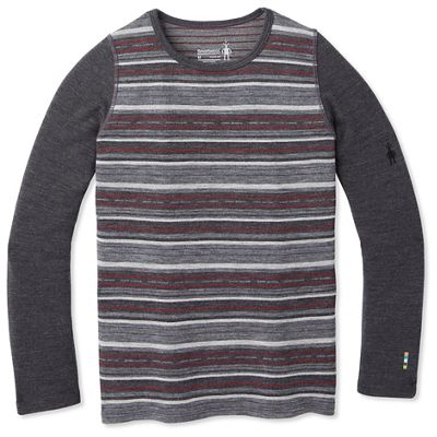 Smartwool Kids' Merino 250 Baselayer Pattern Crew
