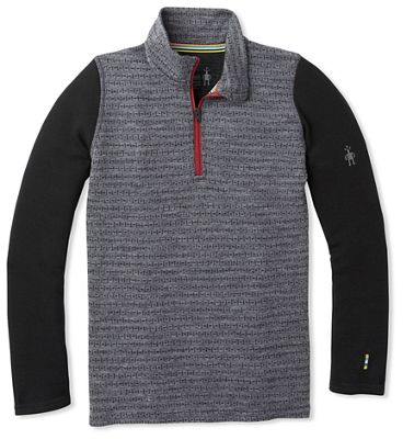 Smartwool Kids' Merino 250 Baselayer Pattern Zip T