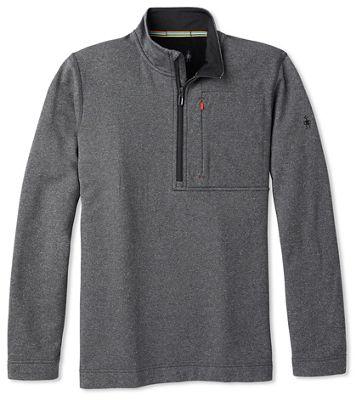 Smartwool Men's Merino Sport Fleece 1/2 Zip Top