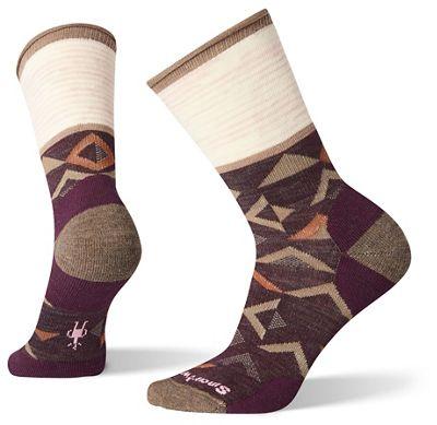 Smartwool Women's Non-Binding Pressure Free Triangle Crew Sock