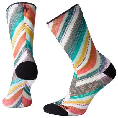 Smartwool Women's PhD Outdoor Light Print Crew Sock