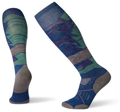 Smartwool PhD Ski Light Elite Pattern Sock