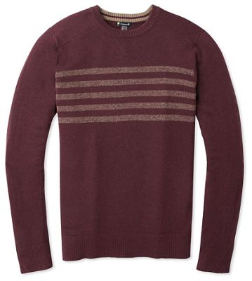 Smartwool Men's Sparwood Pattern Crew Sweater