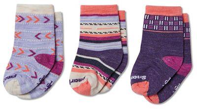 Smartwool Toddlers' Trio Sock