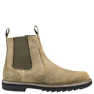 Timberland Men's Squall Canyon WP Side Zip Chelsea