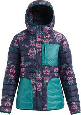 Burton Women's Evergreen Down Hoody Insulator Jacket