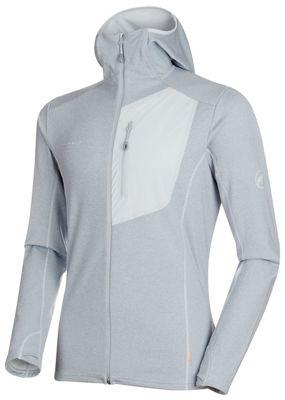 Mammut Men's Aconcagua Light ML Hooded Jacket