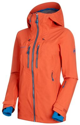 Mammut Women's Alvier HS Hooded Jacket