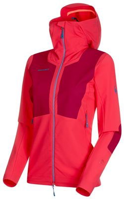 Mammut Women's Aenergy Pro SO Hooded Jacket