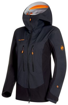 Mammut Women's Eisfeld Guide SO Hooded Jacket