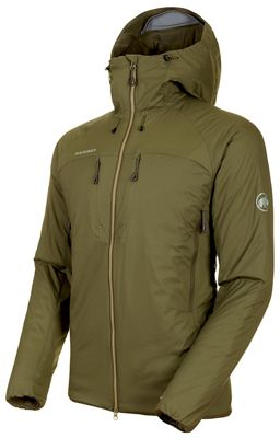 Mammut Men's Rime IN Flex Hooded Jacket