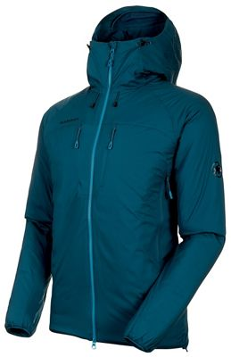 Mammut Men's Rime IN Flex Hooded Jacket