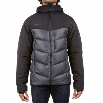 Mammut Men's Rime Pro IN Hybrid Hooded Jacket