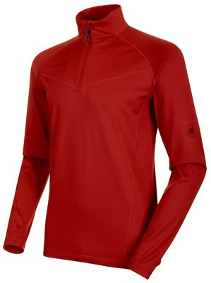 Mammut Men's Snow ML Half Zip Pullover
