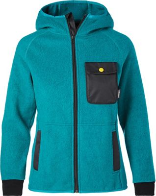 Cotopaxi Women's Cubre Hooded Full Zip Fleece Jacket
