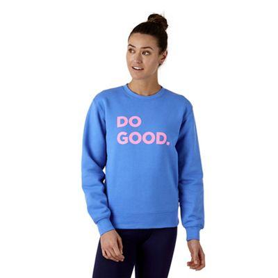 Cotopaxi Women's Do Good Crew Sweatshirt