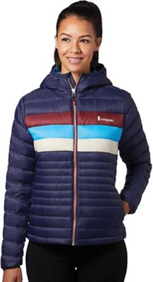 Cotopaxi Women's Fuego Down Hooded Jacket