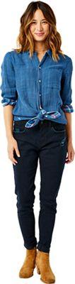 Carve Designs Women's Lydia Button Down Shirt