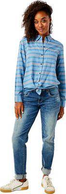 Carve Designs Women's Perry Button Down Shirt