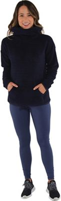 Carve Designs Women's Roley Cowl Sweater